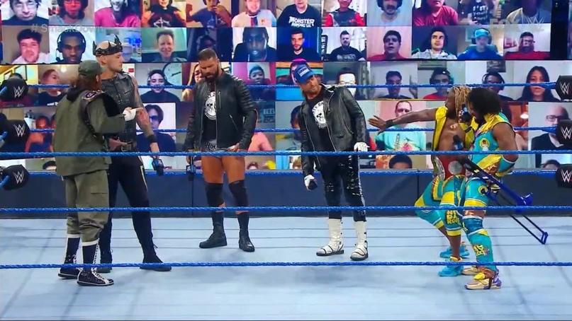 SmackDown 20.11.20, изображение №1
