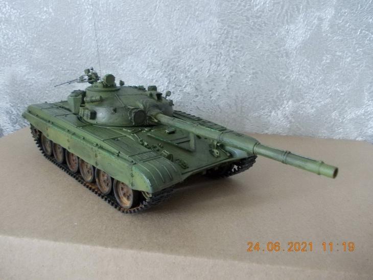 """Т-72М1, 1/35, """"Тамия"""", кат.№35160 OzoxDHEaqfA"""