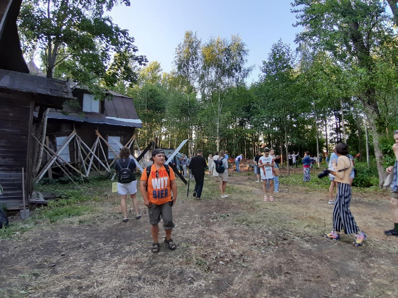 «Дача (деревянная 2-этажная)» в посёлке Левашово - объект культурного наследия