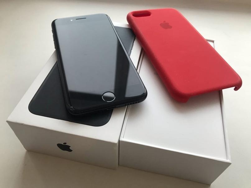 iPhone 7 32Gb Ростест  Готовы даже доставить и | Объявления Орска и Новотроицка №12894