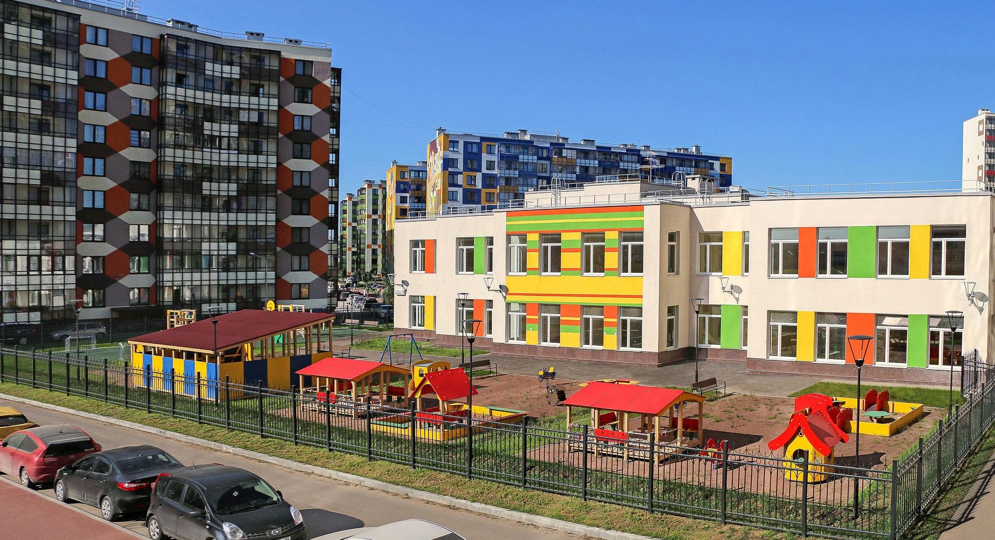 На месте строительного рынка Каширского двора – 2 построят жилой комплекс с детским садом и начальной школой