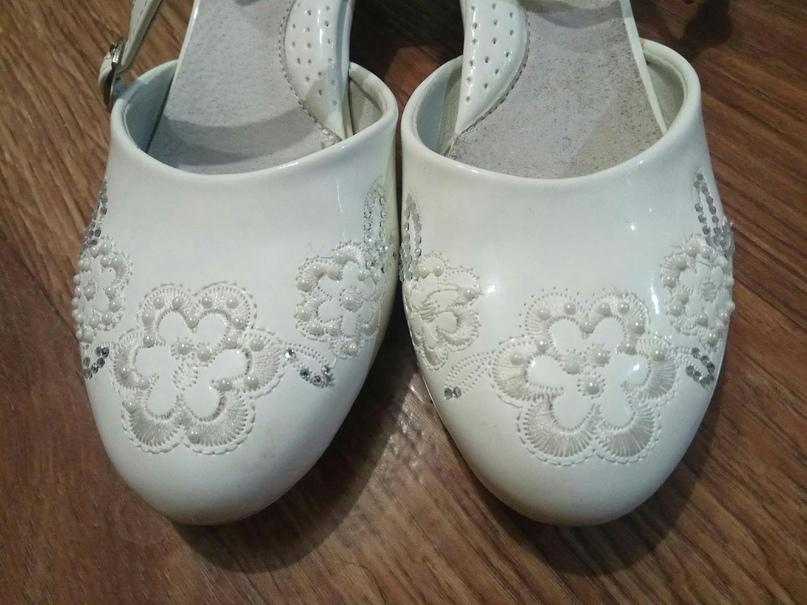 Новые туфли, одевали один раз на | Объявления Орска и Новотроицка №17075