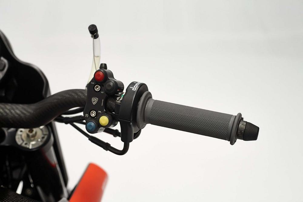 Bottpower: кастом Yamaha XSR900 «XR9 Carbona»