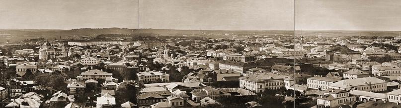 Москва без людей в 1867 году. Где все люди?, изображение №36