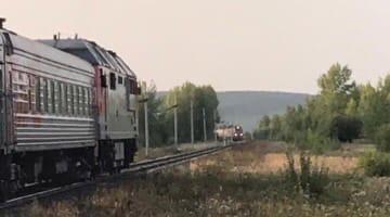 Пассажирский поезд «Адлер-Ижевск» чуть не столкнулся лоб