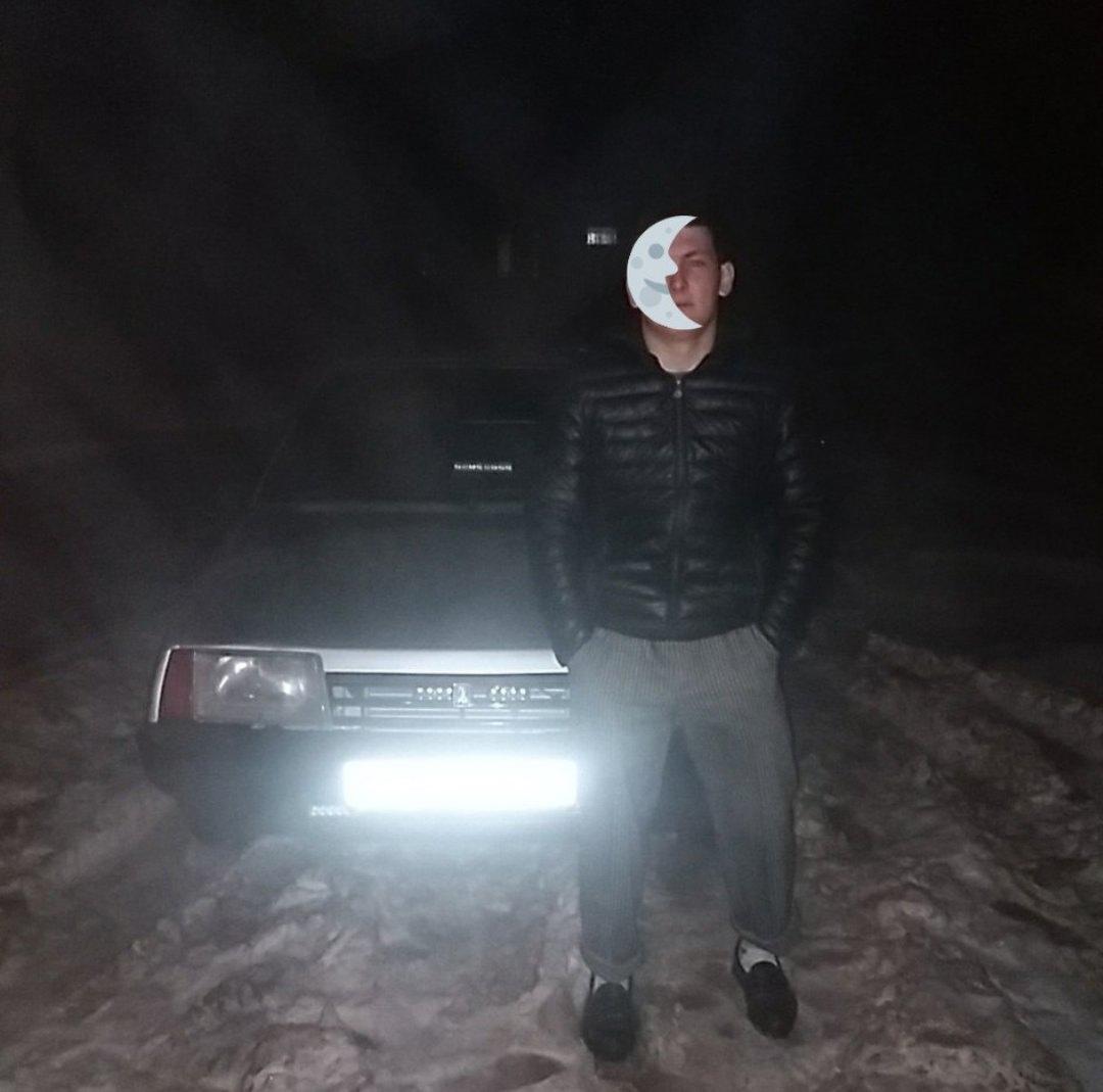 Малик, 18, Grozny
