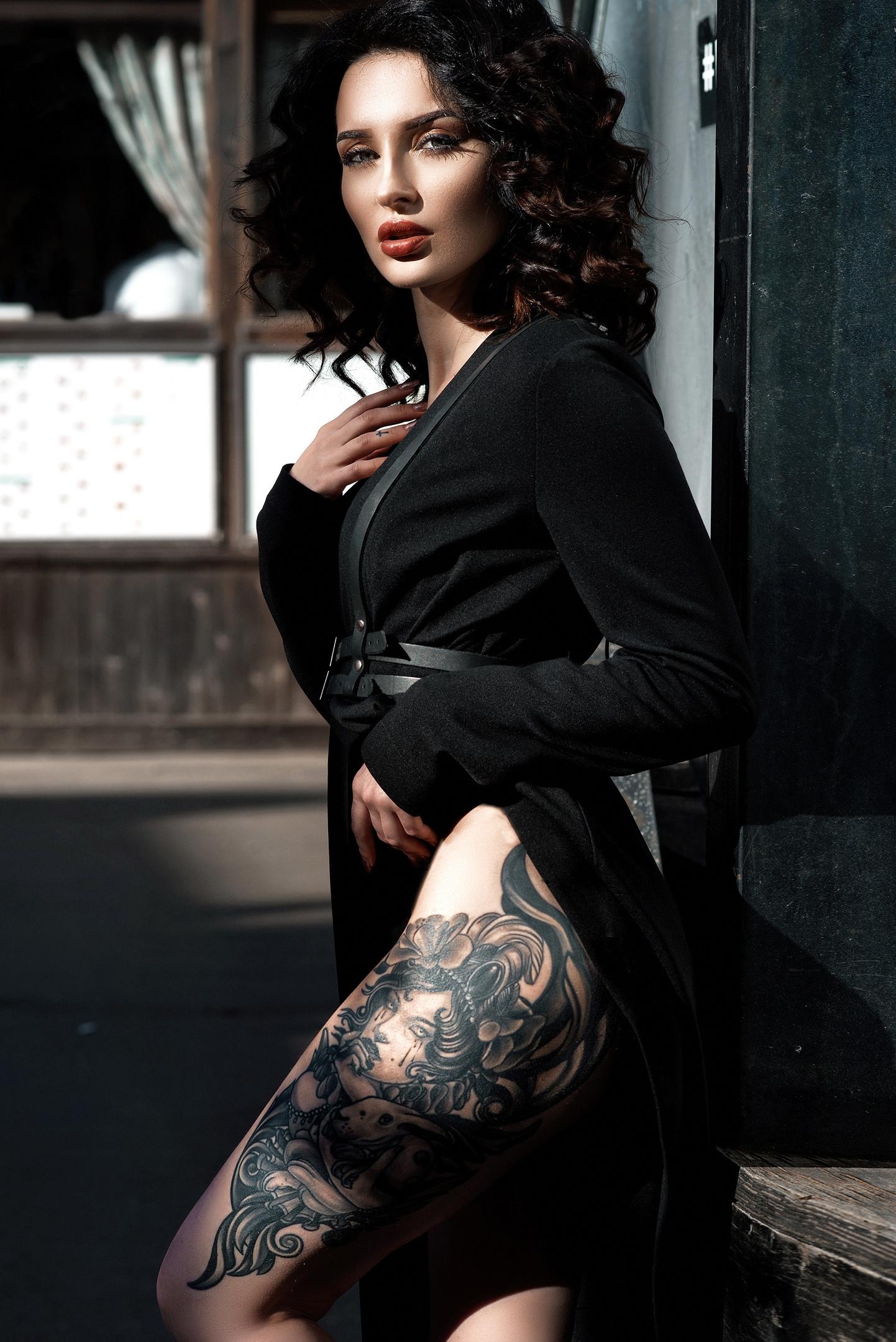 Tattoo Model  - cover