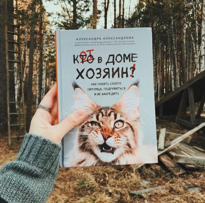 💕🐈 Книга поможет лучше понимать свое домашнее животное и научит находить с ним о...
