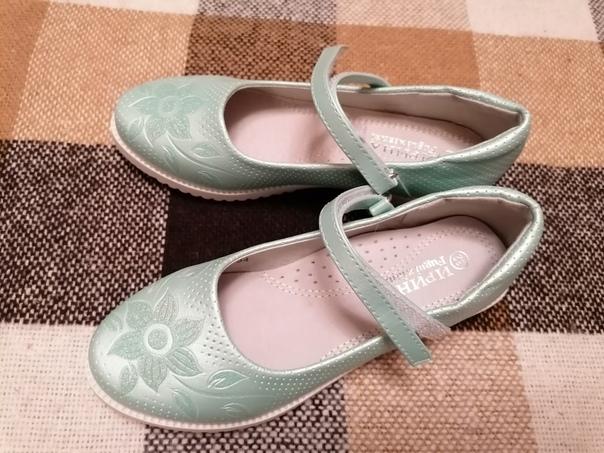 Продам новые туфли. 32 р-р. Маломерят на размер. 4...