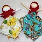 Домашняя кукла Масленица из ткани своими руками — МК и идеи