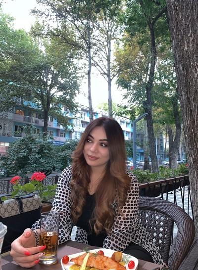 Sevara Shukurova, Москва