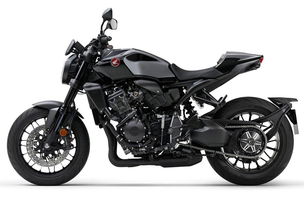 Мотоцикл Honda CB1000R Black Edition 2021