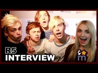 R5's Best Selfie Face & Random Words Interview
