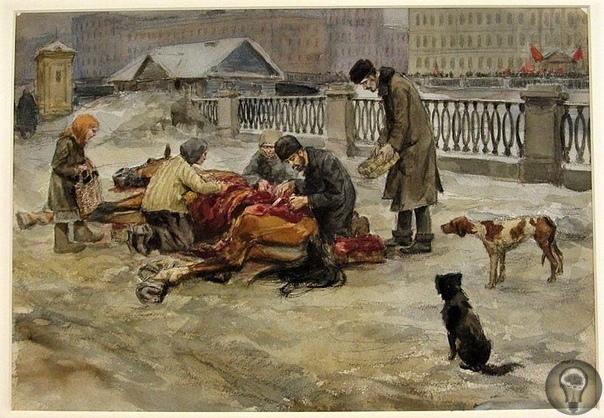 Петроград 1919: «так дальше жить нельзя»