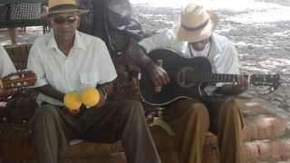 Cuban Music in the streets