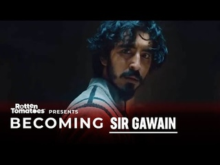 How Dev Patel Became Sir Gawain for 'The Green Knight'   Rotten Tomatoes
