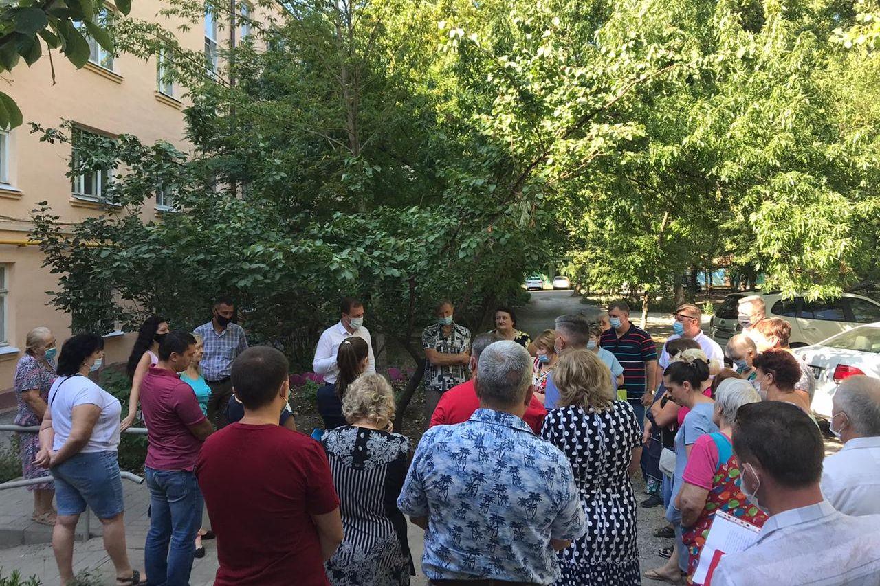 Замминистра ЖКХ Ростовской области Дмитрий Беликов с инспекционной проверкой побывал в Таганроге