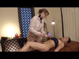 LZPL-050 Big Tits Big Butt Sensual Lesbian Mako Oda June Lovejoy