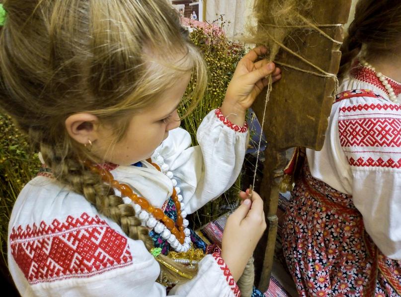 Льняные смотрины на Параскеву Пятницу, изображение №25
