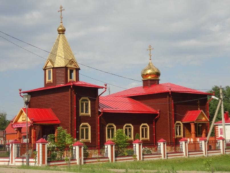 Храм в Первомайске