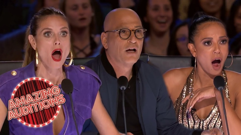 MAGICAL Moments On America's Got Talent America's BEST Magicians Amazing Auditions