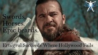 Forget Hollywood Superhero Flicks: Why You Should Watch Resurrection Ertugrul Instead