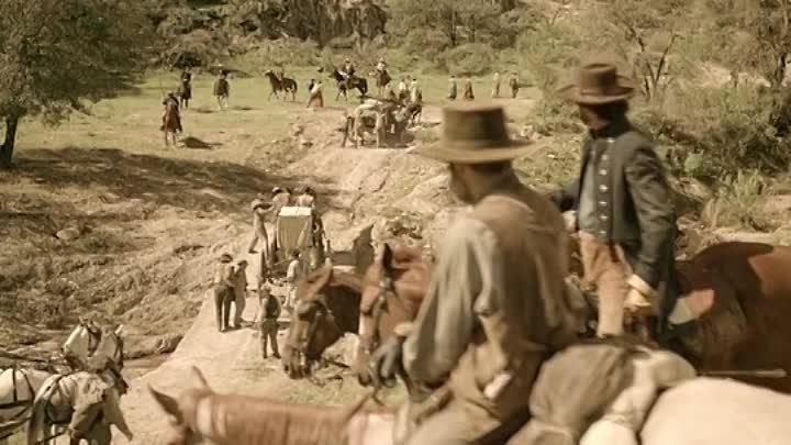Восстание Техаса сезон 1 серия 2