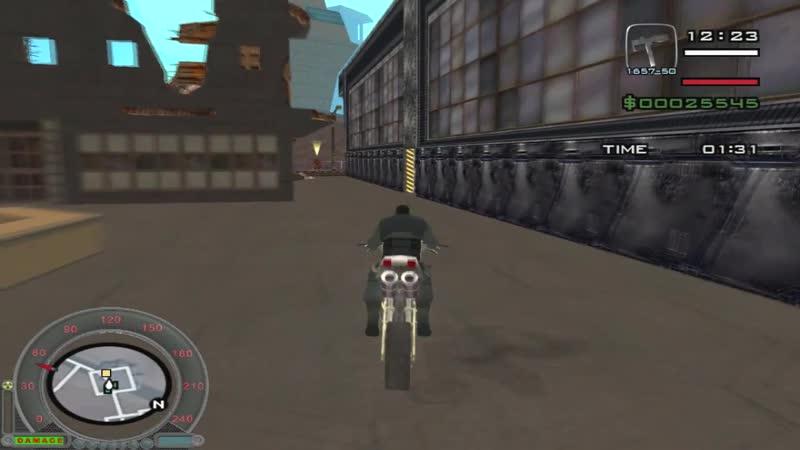 GTA Alien City - Delivery, Los Monstros 1