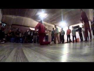Hip Hop pro Pouson vs. Polinara vs. Gelya