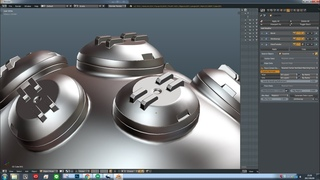 snap seamlessly hard surface objects in blender
