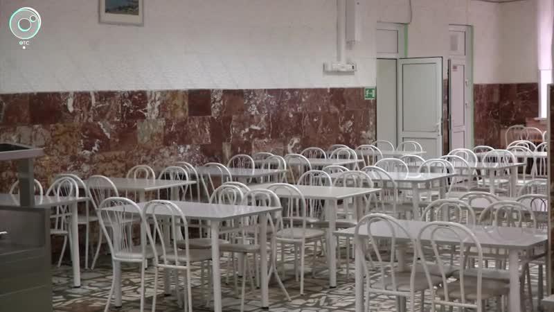 Два месяца на сухом пайке Почему судебные приставы закрыли столовую кадетского