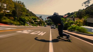 Laguna Beach Danger Riding // Raw Run