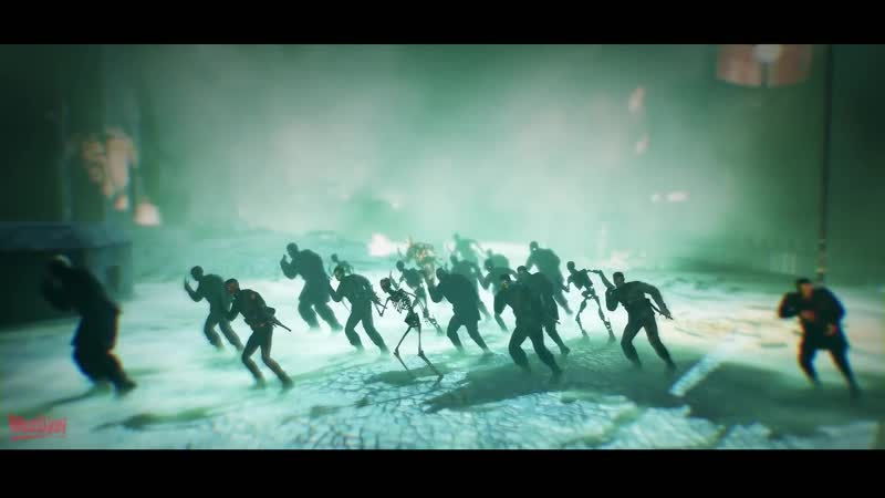 ZOMBIE ARMY THRILLOGY Trailer PS4 Xbox One