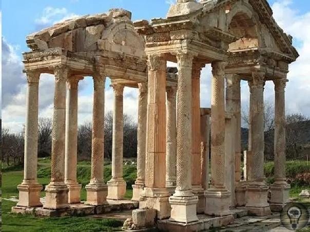На крошечном острове ученые обнаружили древнегреческий храм колонистов