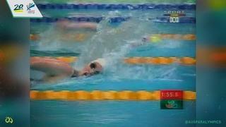 Sydney 2000: Day 8 Women's 200m Freestyle S14 Final