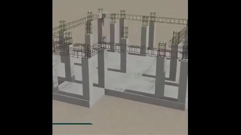 Технология строительства современных домов на Западе