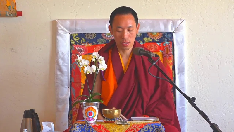 Green Tara Meditation with Khenpo Tenzin 4 26 20