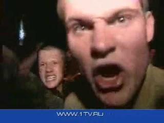 Первый канал про наци скинхэдов - сюжет 2006