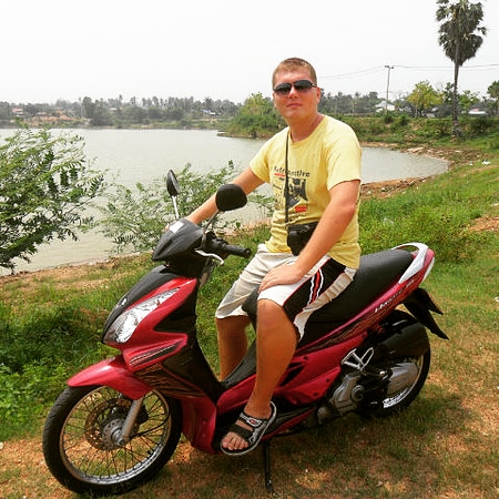 Михаил Рымарев, 34 года, Pattaya, Таиланд