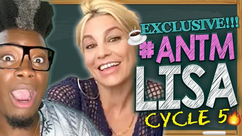 ANTM Lisa D'Amato Talks Thoughts on Tyra Bad Treatment from Ken Mok Nik Pace Being A Lesbian