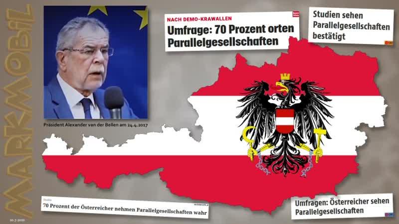 Parallelgesellschaften in Österreich Wie konnte das denn passieren 🤔