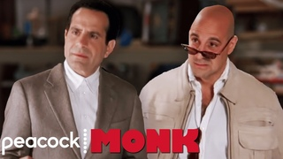 Stanley Tucci Makes an Appearance | Monk