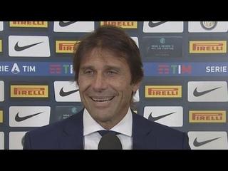 Слова Антонио Конте после камбека в матче Интер 4:3 Фиорентина