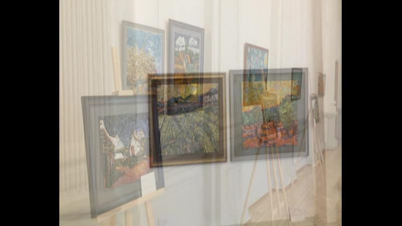 Мозаичные интерпретации Пейзаж в живописи импрессионистов и постимпрессионистов