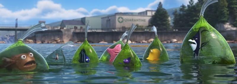 Уровень внимания к деталям Pixar