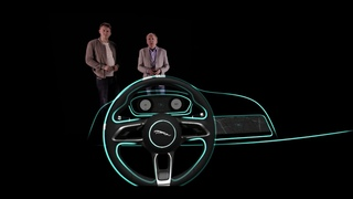 Jaguar I-PACE Concept VR Reveal   AutoMotoTV