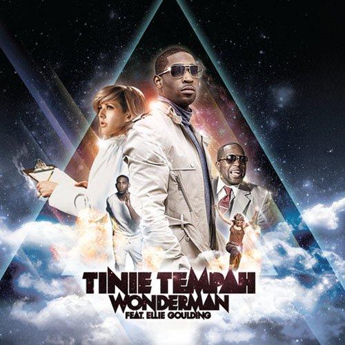 Tinie Tempah album Wonderman (feat. Ellie Goulding)