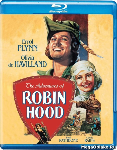 Приключения Робин Гуда / The Adventures of Robin Hood (1938/BDRip/HDRip)