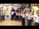 Выпускной в детском саду № 128. Танец мам с сыновьями.