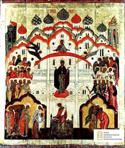 Покров Пресвятой Богородицы, изображение №2